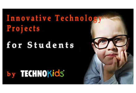 Innovative Technology Projects for Students by TECHNOkids