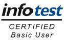 Infotest Certified Basic User